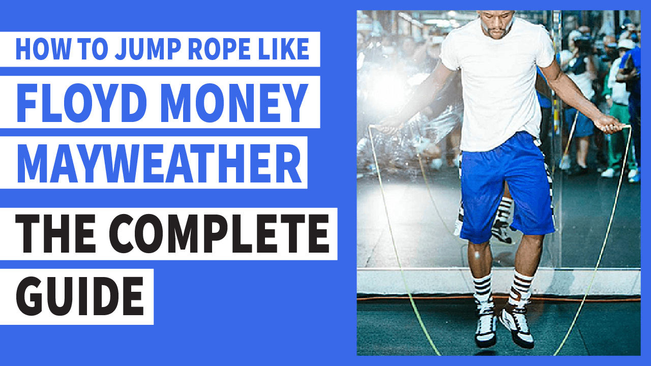 Floyd Mayweather Jump Rope Guide Cover