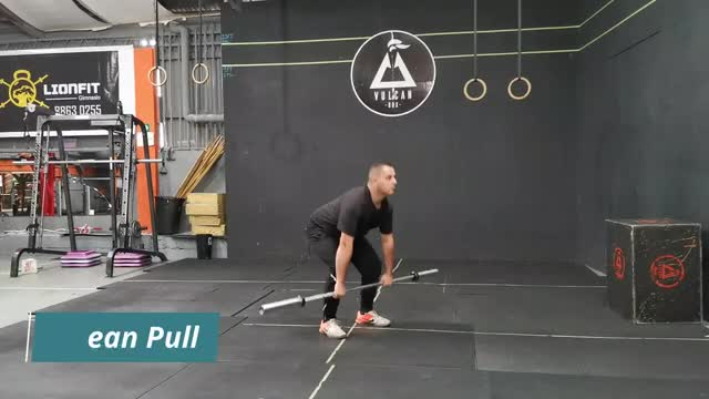 Clean Pull demonstration