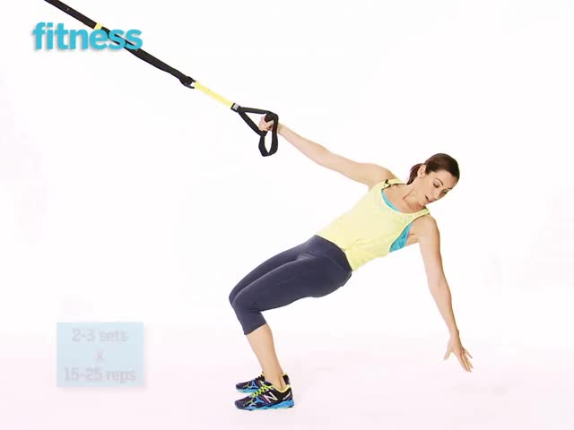 TRX Limbo demonstration