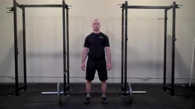 Reeves Deadlift demonstration