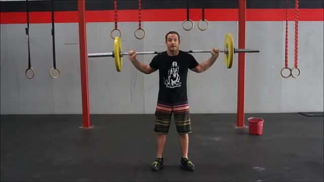 Snatch Balance demonstration