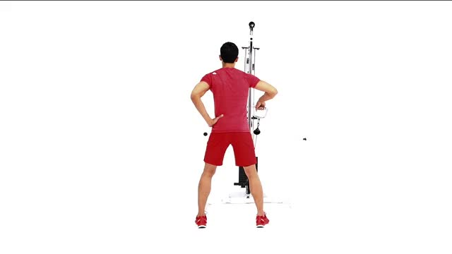 45-Degree Cable External Rotation demonstration