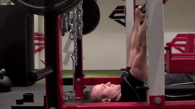 Male Inverted Shrug demonstration
