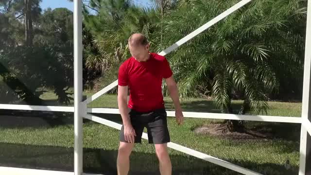 Kettlebell Clean to Squat to Press demonstration