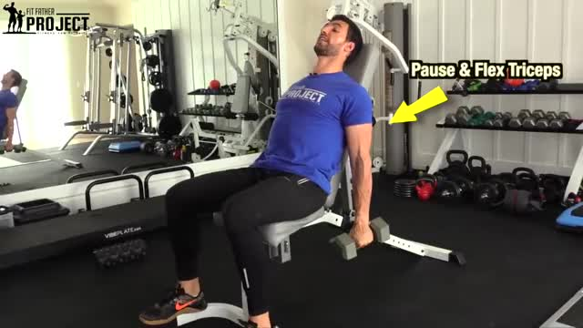 Arms Rotated Incline Dumbbell Curl demonstration