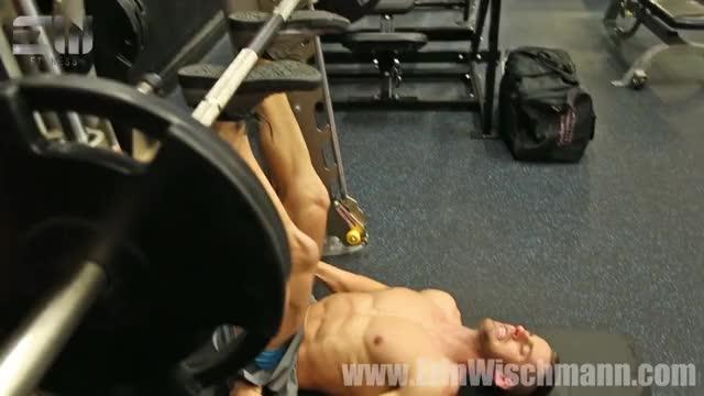 Smith Machine Leg Press demonstration