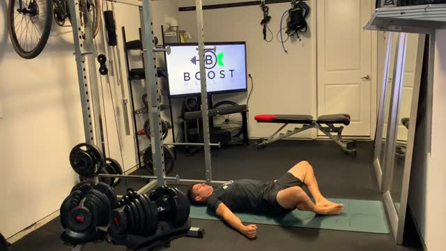 Butterfly Hip Bridge demonstration