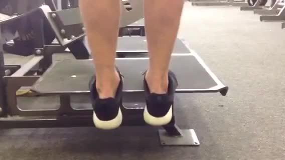 3-Position Standing Calf Raise demonstration