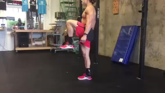 Lunge Pump and Lift demonstration