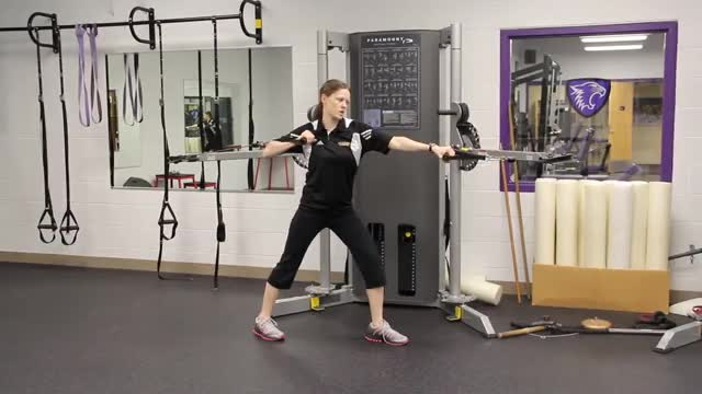 Female Cable Push Pull demonstration