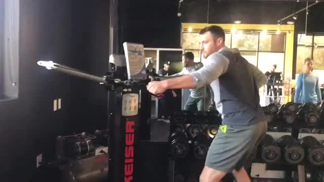 Male Cable Push Pull demonstration