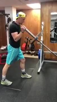 Male Lever One Arm Press (plate loaded) demonstration