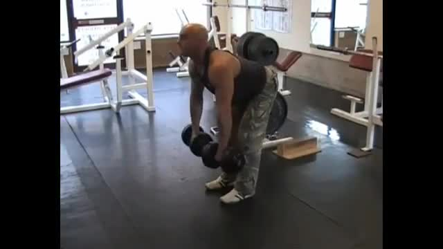 Palm Rotational Row demonstration