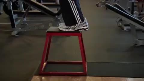 Linear Depth Jump demonstration