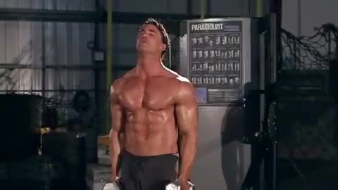 Dumbbell Front Raise to Lateral Raise demonstration