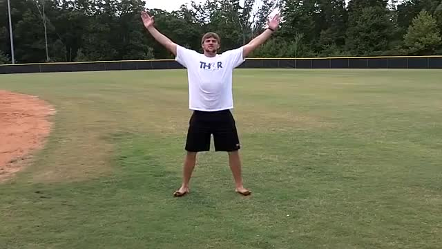 Y-Squat demonstration