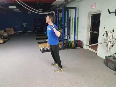 Male Cable One Arm Incline Push demonstration