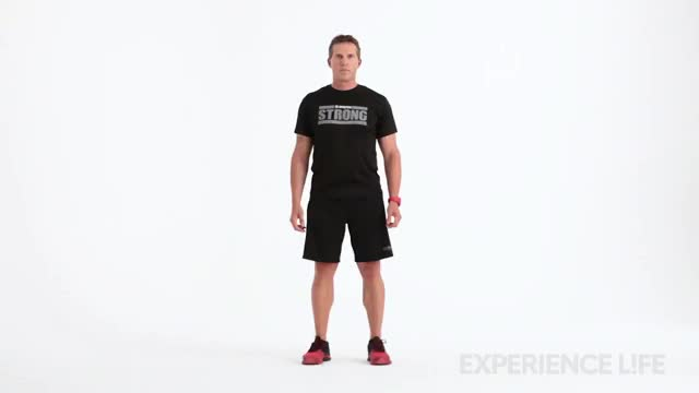 High Knee Run demonstration