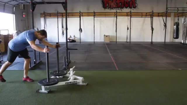Prowler Sprint demonstration