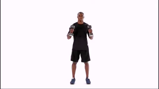 Bent-Arm Lateral Raise and External Rotation demonstration