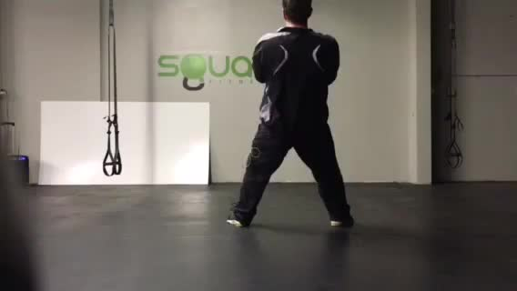 Suspension Twist demonstration