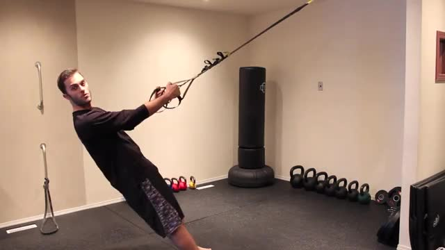 TRX Y Flye demonstration