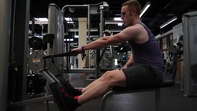 Male Cable Palm Rotational Row demonstration