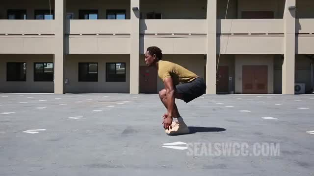 Vertical Jump (No Reach) demonstration