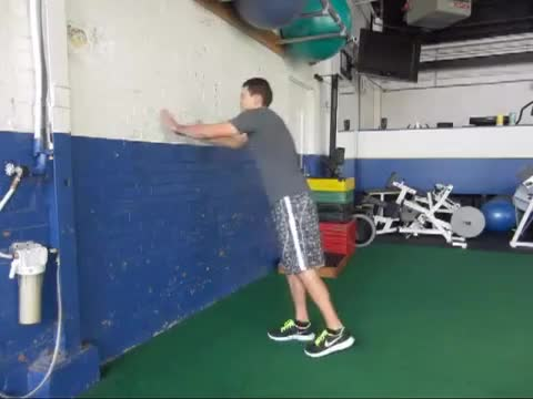 Linear Acceleration Wall Drill demonstration