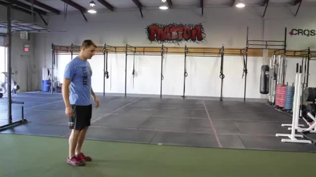 Lunge and Twist (with Medicine Ball) demonstration