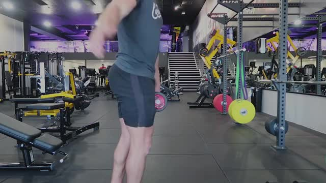 Single Leg Stiff-leg Deadlift with One Dumbbell demonstration