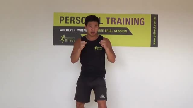 Abs Jabs demonstration