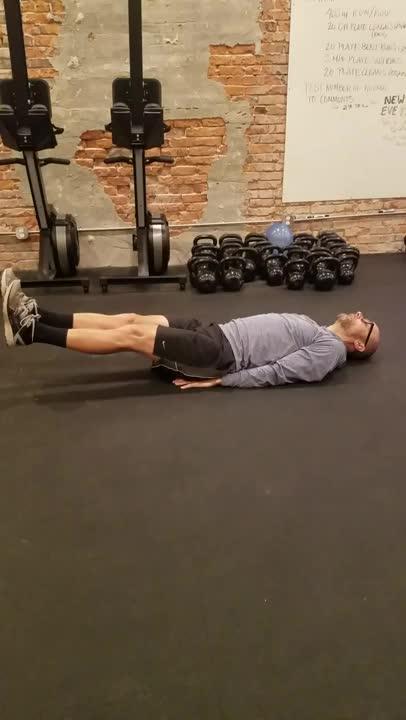 6 inch Leg Hold demonstration