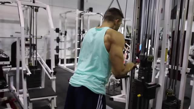 Male Cable Pushdown demonstration