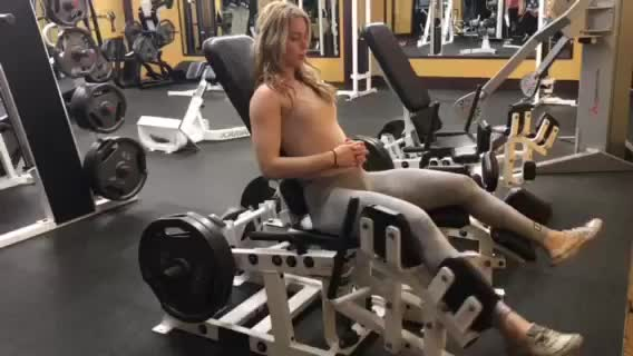 Lever Seated Hip Adduction (plate loaded) demonstration