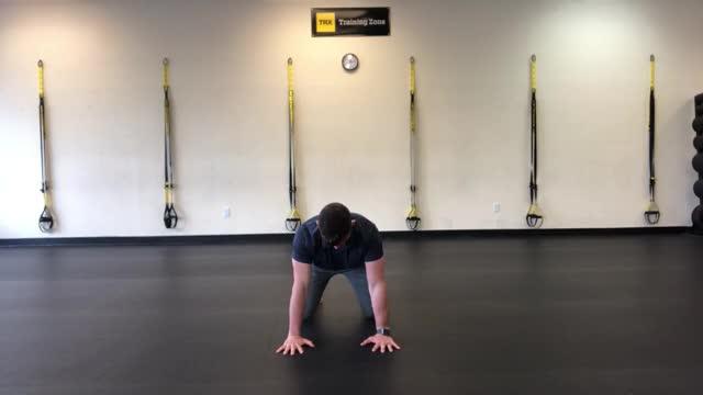 Beast to Leg Through demonstration