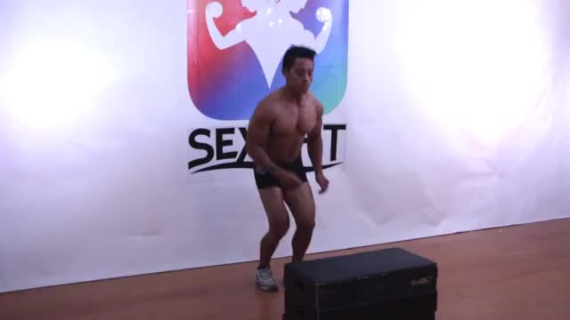 Box Jump (Multiple Response) demonstration