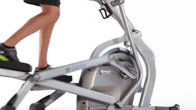 Male Elliptical Glider demonstration