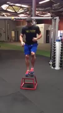 Quick Step Ups demonstration