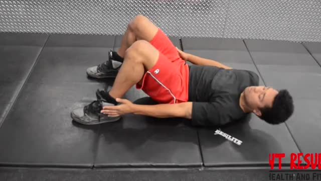 Alternate Heel Touchers demonstration
