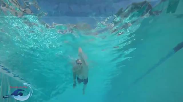 Freestyle Swim demonstration