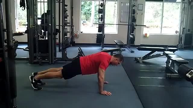 Slider Double Knee-in demonstration
