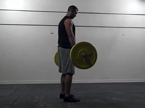 American Deadlift demonstration