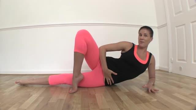Inner-Thigh Lift demonstration