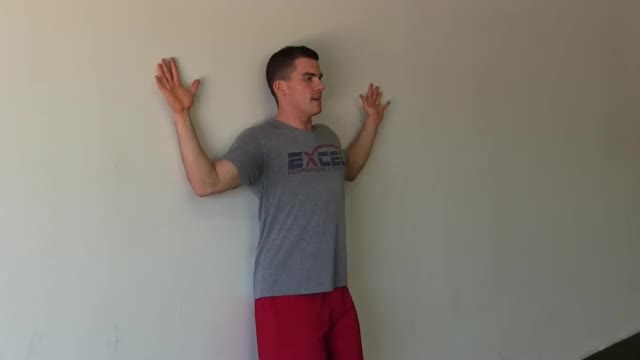 Wall Slide demonstration