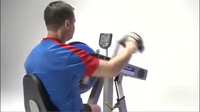Arm Ergometer demonstration
