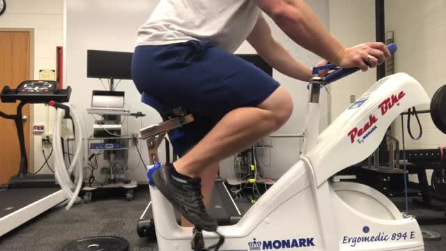 Cycle Ergometer demonstration