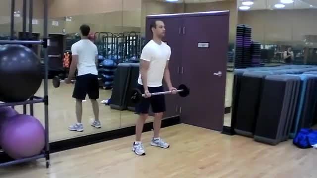 Barbell 21s demonstration