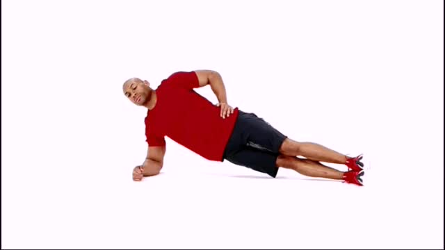 Side Plank demonstration