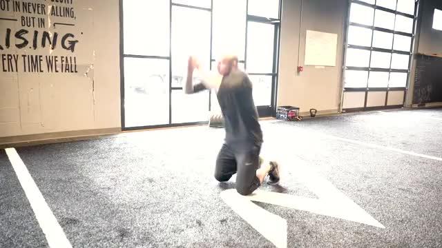Tall Kneeling Hops demonstration